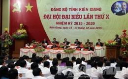 Đồng chí Nguyễn Thanh Nghị làm Bí thư tỉnh ủy Kiên Giang