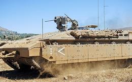 Israel ra mắt xe chiến đấu theo học thuyết tác chiến lấy mạng làm trung tâm