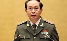 BT Trần Đại Quang: Xử lý hơn 2.000 đối tượng xâm phạm an ninh QG