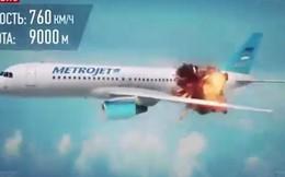 """IS khoe ảnh """"thứ đã làm vỡ tung máy bay Nga ở trên không trung"""""""