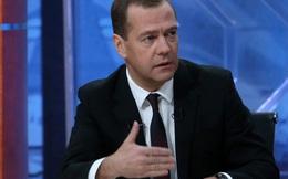 """Medvedev: Nga """"nhịn"""" khi Thổ Nhĩ Kỳ khơi mào chiến tranh"""