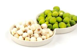 Những điều cần biết khi ăn hạt sen đầu mùa