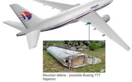 Hoài nghi bao trùm mảnh vỡ nghi là của MH370