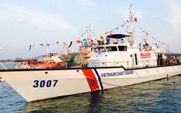 Được phép dùng vũ khí khi truy đuổi tàu nước ngoài