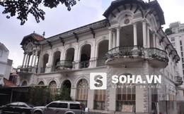 Cận cảnh biệt thự cổ được bán với giá 35 triệu USD giữa Sài Gòn