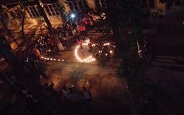 Xôn xao màn tỏ tình hụt tại Đại học Bách Khoa Hà Nội