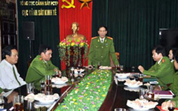 Tướng Thịnh làm Cục trưởng Cảnh sát điều tra tội phạm về kinh tế và tham nhũng