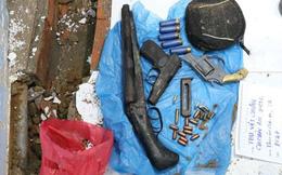 Phát hiện nhiều vũ khí tại nhà của trùm ma túy 'Đông Nhóc'