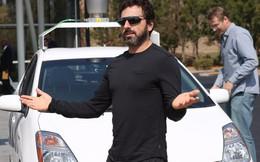 Cuộc đời ấn tượng của đồng sáng lập Google Sergey Brin