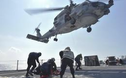 Hải quân Mỹ tuần tra trên biển,lợi ích cho cả ASEAN