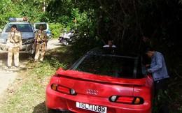 Tài xế Audi dọa bắn CSGT