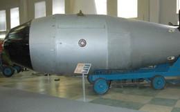 """Bản sao bom nguyên tử """"khủng"""" của Liên Xô được trưng bày"""