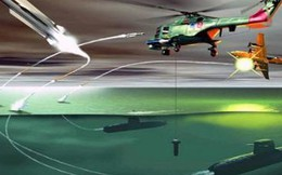 """""""Cá dữ"""" Piranha của Nga phù hợp tác chiến trên biển Đông"""