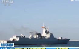 Chuyên gia: Tên lửa chống hạm diệt gọn Type 052D Trung Quốc