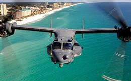 Mỹ triển khai máy bay Osprey tại Tokyo từ 2017