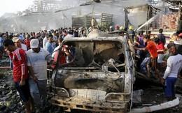 Gần 300 người chết, bị thương,Baghdad rúng động bom xe