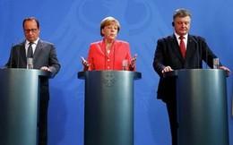 """Đức, Pháp phản đối kiểu chơi """"3 chọi 1"""" của Ukraine để chống Nga"""
