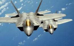 Mỹ triển khai chiến đấu cơ F-22 tới châu Âu