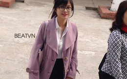 Cô giáo xinh đẹp ở Hưng Yên khiến nhiều người 'muốn đi học lại'