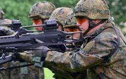 Chính phủ Đức được toàn quyền triển khai quân khi khẩn cấp