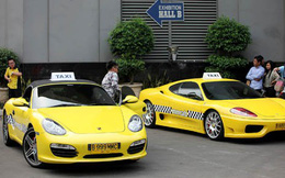 """""""Huyền thoại"""" tốc độ McLaren bị """"độ"""" thành taxi"""