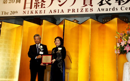 CEO Vinamilk Mai Kiều Liên làm gì với số tiền thưởng 3 triệu Yên?