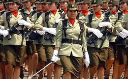 """Kiểm tra trinh tiết cho nữ ứng viên quân đội bằng """"hai ngón tay"""""""