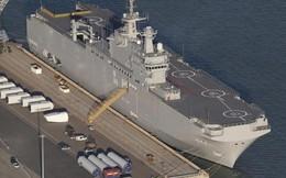 Nga có thể đóng chiến hạm Mistral ở Crimea