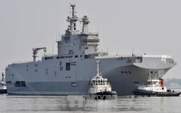 Paris có thể thiệt hại hơn 2 tỷ euro vì tàu Mistral