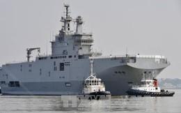 Malaysia và Pháp thảo luận về thương vụ tàu Mistral