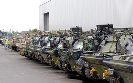 Mỹ chuyển kho vũ khí hạng nặng tới Ba Lan vào giữa năm 2016