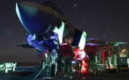 Mỹ thử nghiệm thành công siêu phẩm F-35B trên biển
