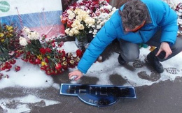 Nơi tưởng nhớ ông Nemtsov bị phá hoại