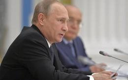 """Putin: """"Số binh sĩ chết trong thời bình là bí mật quốc gia"""""""