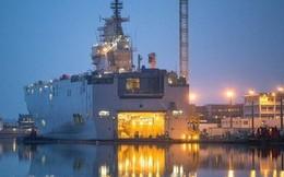 Pháp bí mật chuyển Nga tiền bồi thường tàu Mistral?