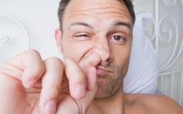 Tai hại khôn lường từ thói quen ngoáy mũi cần loại bỏ ngay