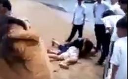 Xuất hiện clip nữ sinh đánh nhau tại Bãi Trước, TP.Vũng Tàu