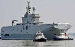 Thương vụ Mistral: Pháp phủ nhận bồi thường hủy bán tàu với Nga