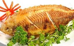 PGS Thịnh chỉ cách rán cá tránh bệnh ung thư