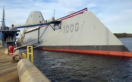 """Siêu hạm DDG-1000 chỉ là """"đồ chơi đắt tiền"""""""