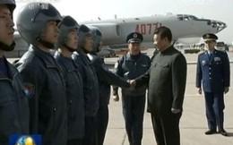 Số lượng thực của Không quân Trung Quốc