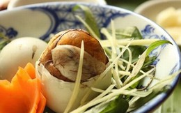 Trứng vịt lộn - ăn đúng cách không hề đơn giản!