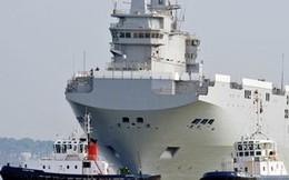 Bộ Tài chính Pháp tiết lộ số tiền bồi thường tàu Mistral