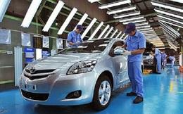 Thị trường ôtô VN: Đã nhỏ lại thêm teo tóp vì thuế và phí