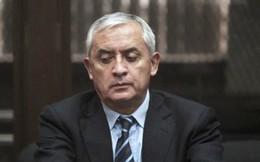 Cựu tổng thống Guatemala bị tạm giam 3 tháng