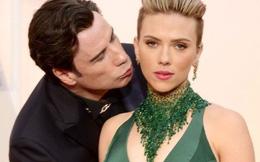 """Dư âm Oscar 2015: Mổ xẻ màn sờ soạng """"khó đỡ"""" của John Travolta"""