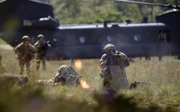 Quan sát viên quốc tế dự tập trận quy mô hàng chục nghìn lính NATO