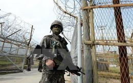 """Hàn Quốc cảnh báo """"bắn thẳng tay"""" lính Triều Tiên vượt qua ranh giới"""