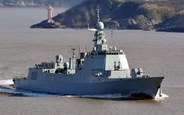 Trung Quốc có thêm tàu hộ vệ tên lửa mới