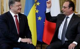 """""""Ukraine không cần Pháp hỗ trợ vũ khí sát thương"""""""